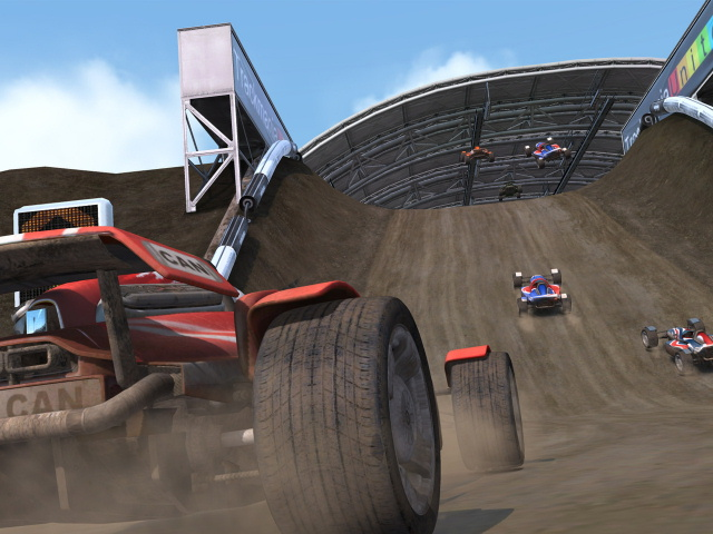 Trackmania Nations Forever screenshot 2