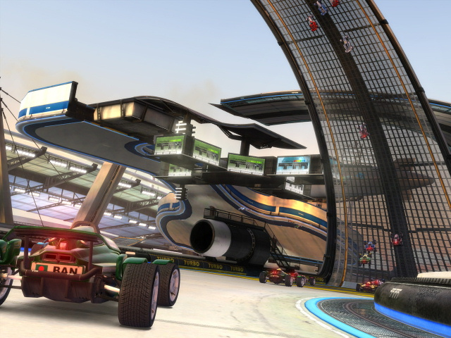 Trackmania Nations Forever screenshot 3