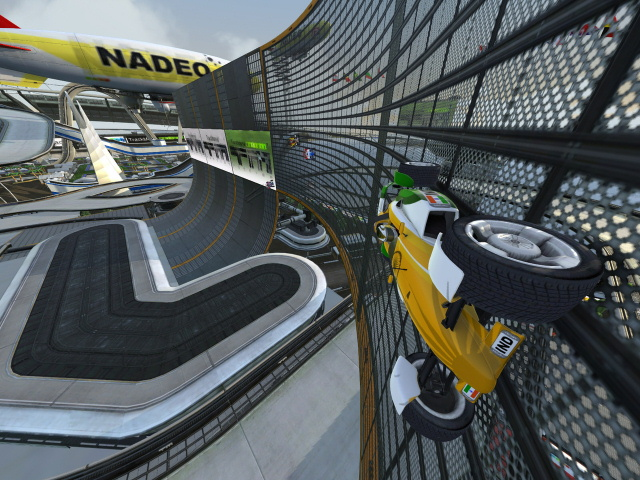 Trackmania Nations Forever screenshot 4